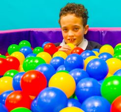 Soft Play and Sensory room completed