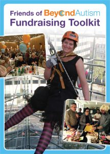 Fundraising toolkit front cover