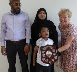 2016 Karen Sorab Award winners
