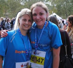 Royal Park's runners raise £6,800