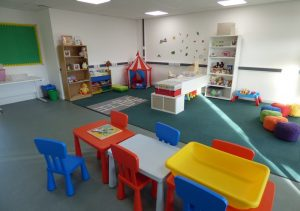 Our Early Years room