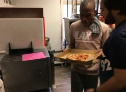 Diji's Brixton Soup Kitchen Work Experience-celebrating World Autism Awareness Week
