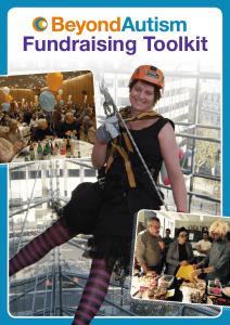 Download the BeyondAutism fundraising toolkit