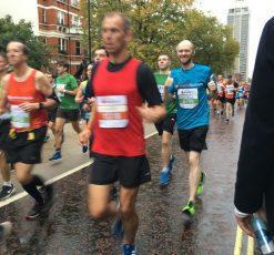 Royal Parks Half Marathon 2018