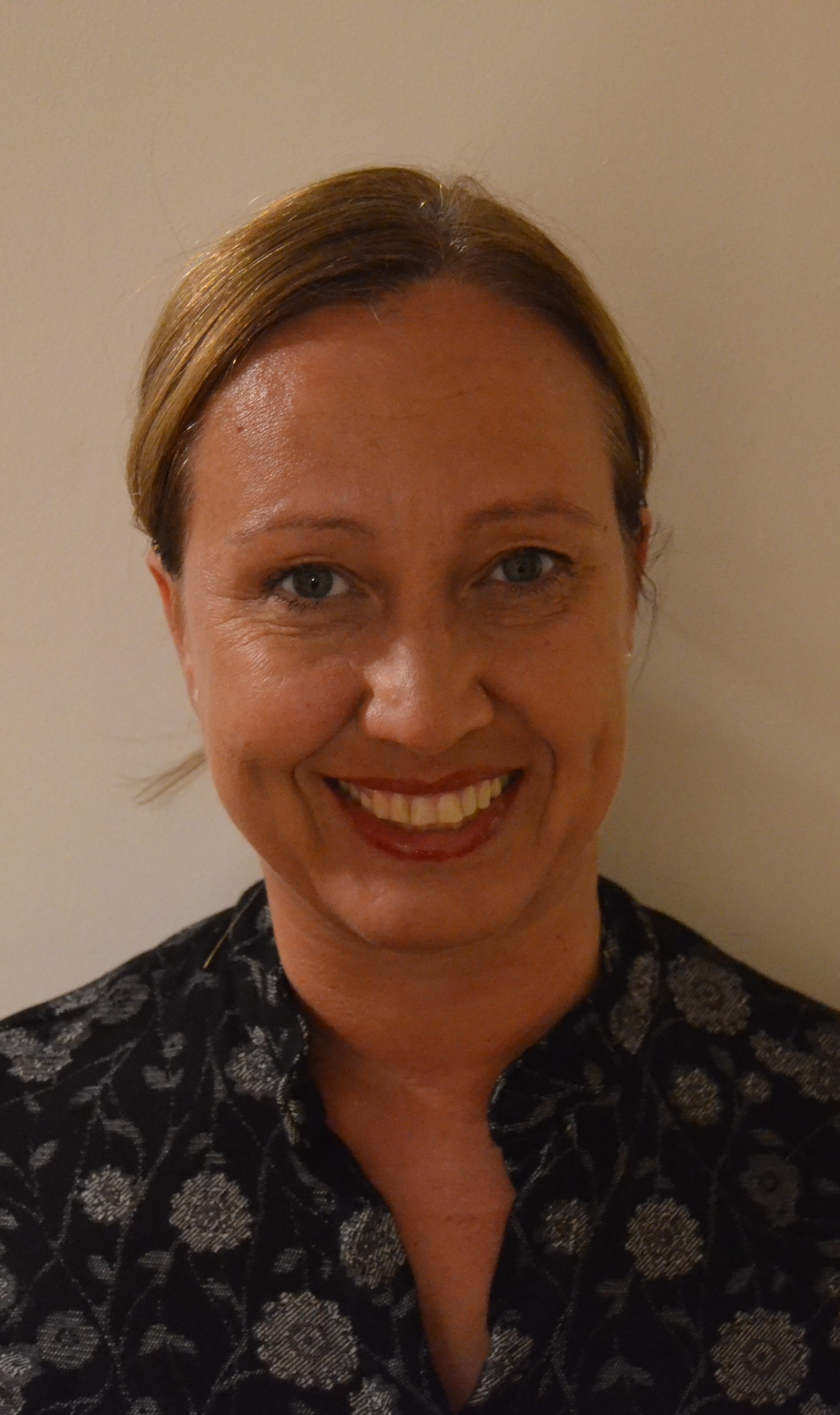 Bernadett Rankasz - Head of Outreach