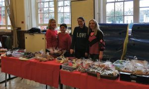 A parent led bake sale