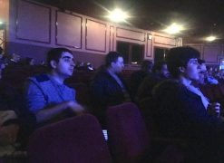 Post-19 theatre trip