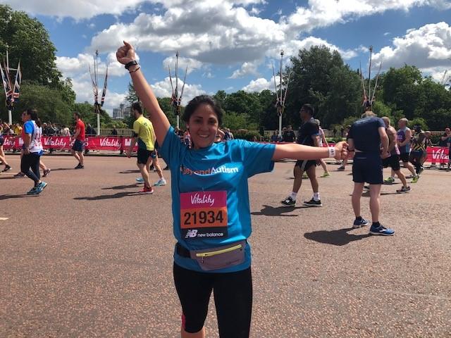 Vitality 10K runner