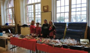 Park House School Parent Forum Bake Sale