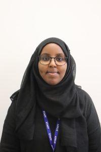 Nada - School Receptionist