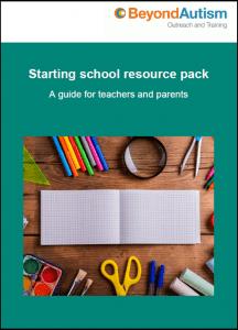 School starter resource pack