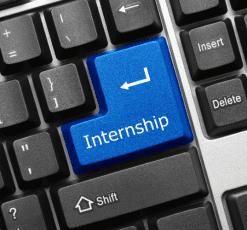 Our internship programme