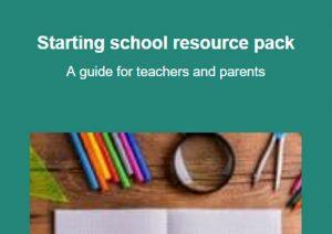 Starting school resource pack