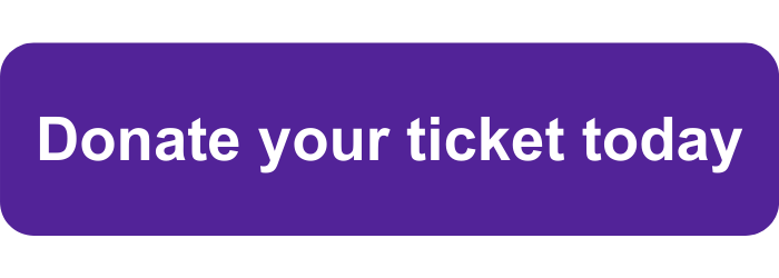 Donate your ticket button