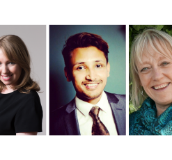 3 new Trustees join the board