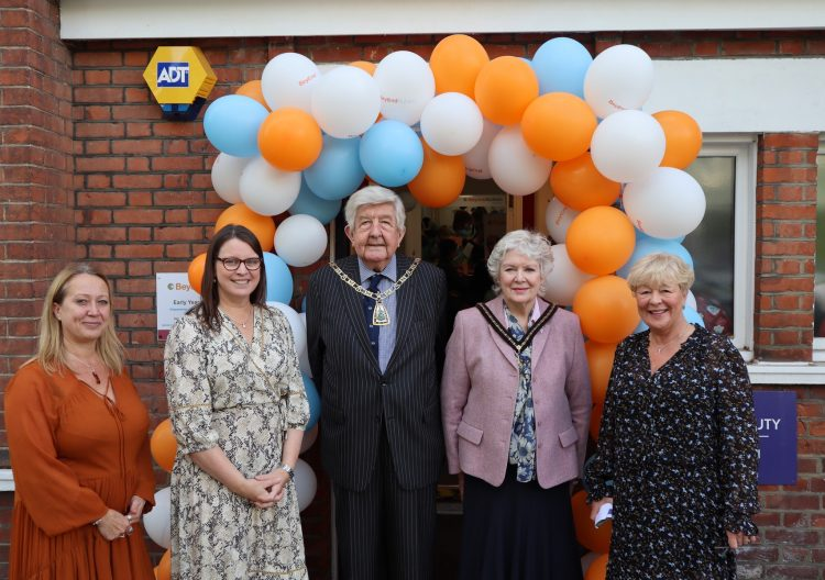 Early Years' official opening
